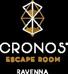 Logo Escape Room Ravenna Cronos